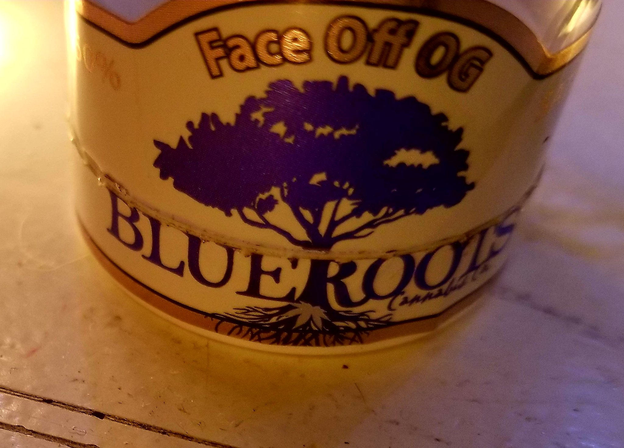 Blue Roots – Face Off OG