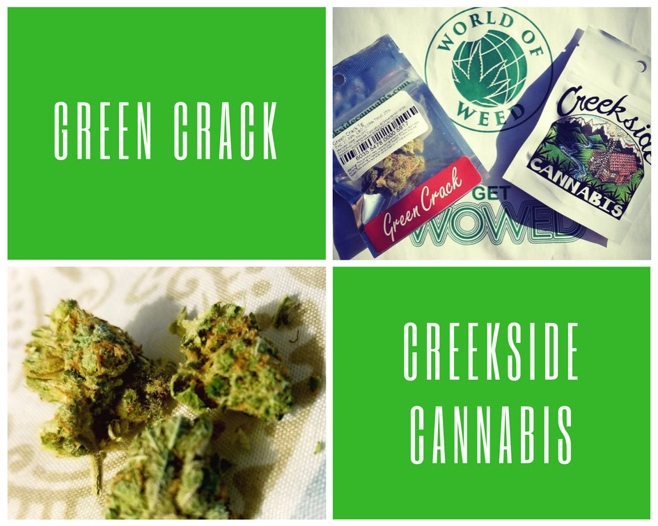 Green Crack by Creekside Cannabis