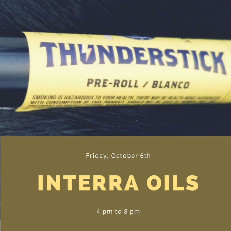 It's Your Chance to Meet: Interra Oils!