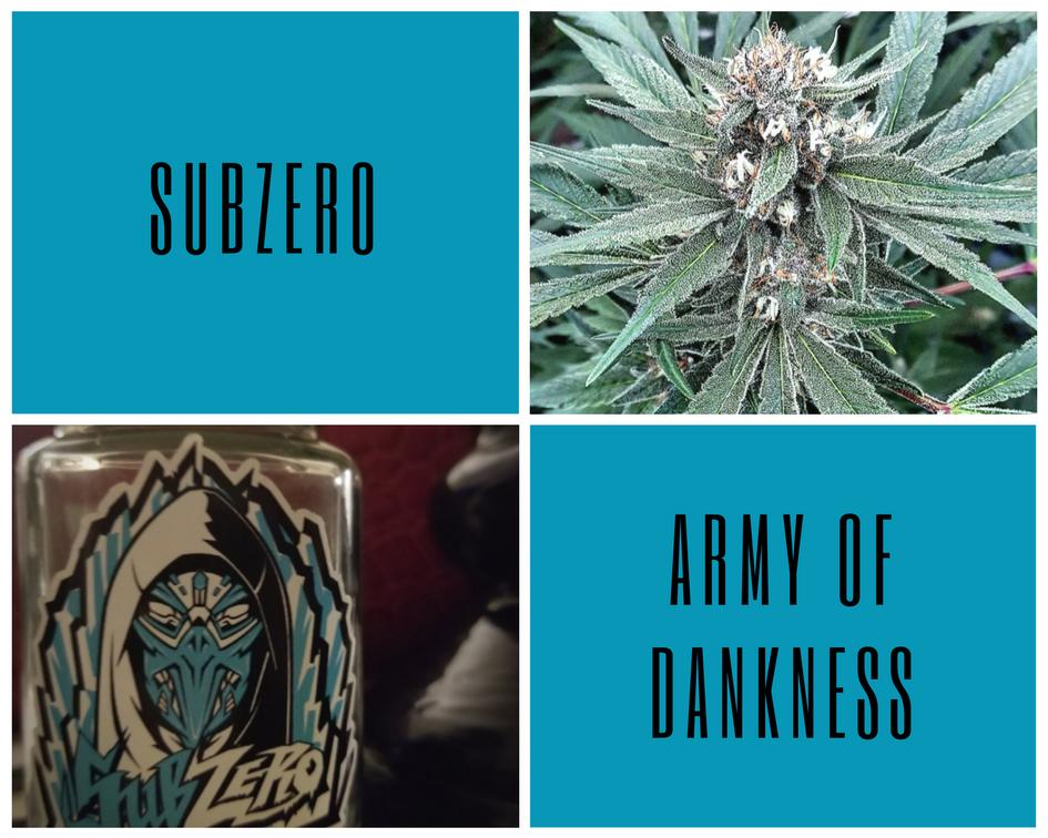 SubZero by Army of Dankness