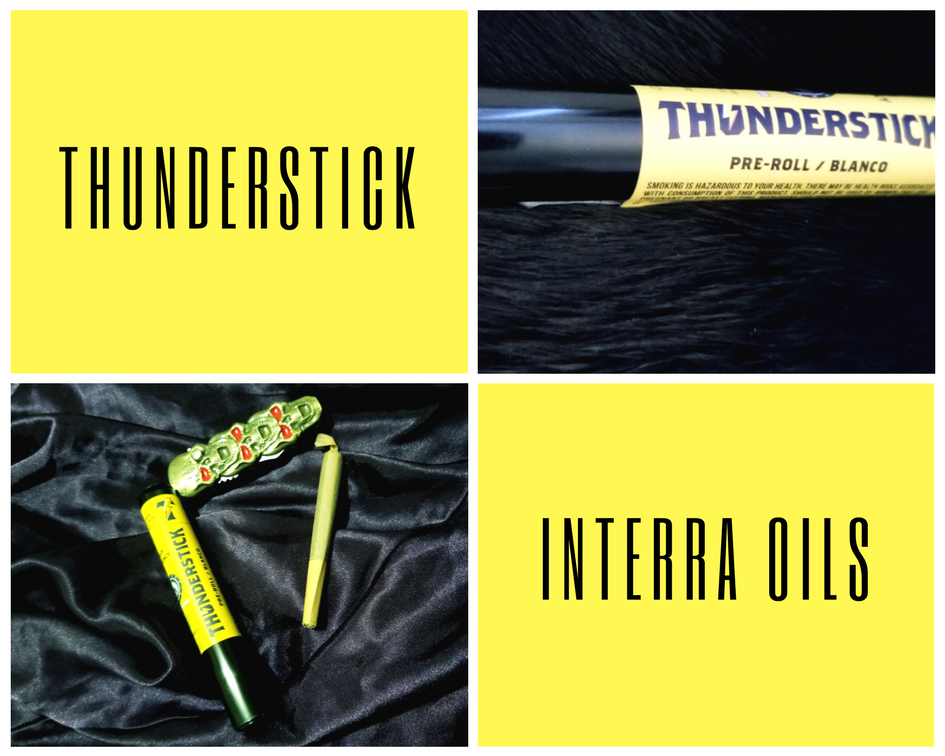 Thunderstick Joint by Interra Oils