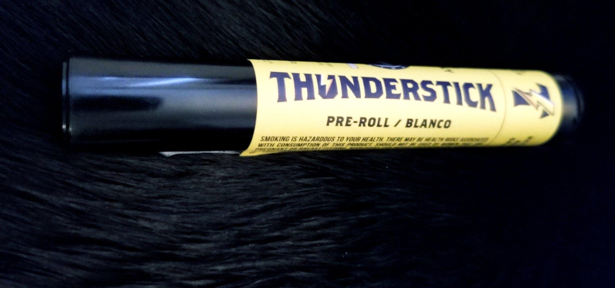 thunderstick joint by interra oils