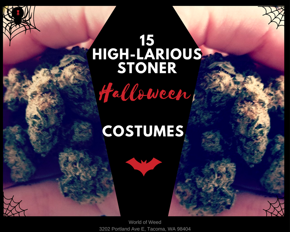 15 HIGHlarious Stoner Halloween Costume Ideas