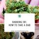 Dabbing 101: How to Take a Dab