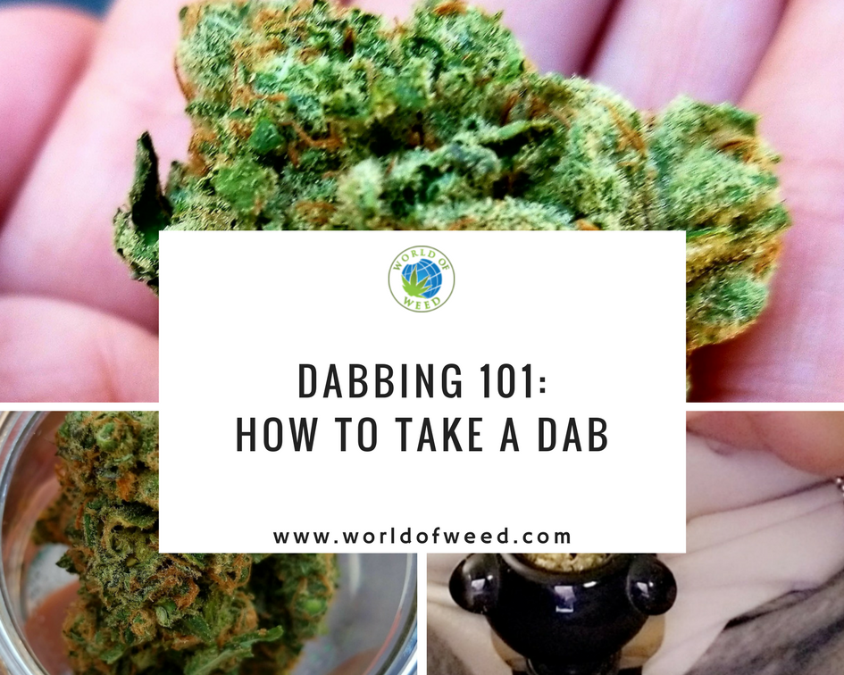 Dabbing 101: How to Take a Dab