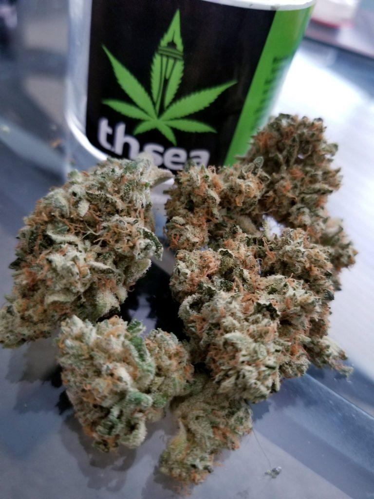 frostiest marijuana strains