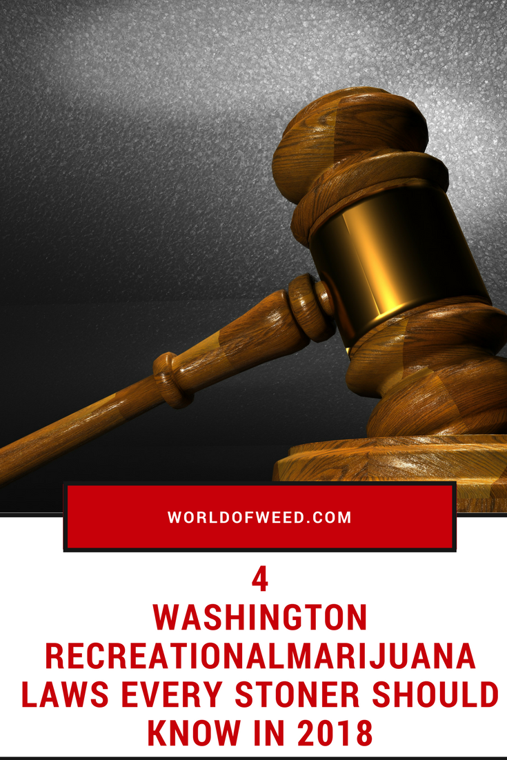 washington recreational marijuana laws