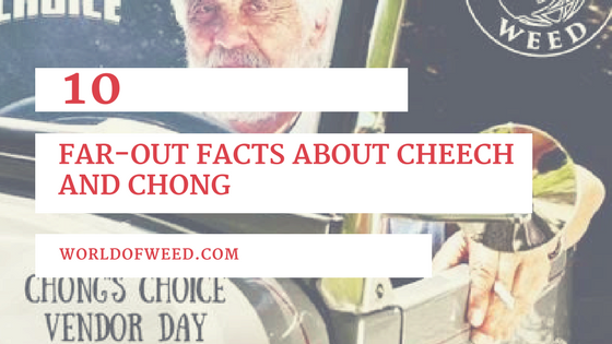 10 Far-Out Facts About Cheech and Chong