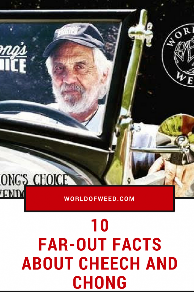 facts about Cheech and Chong
