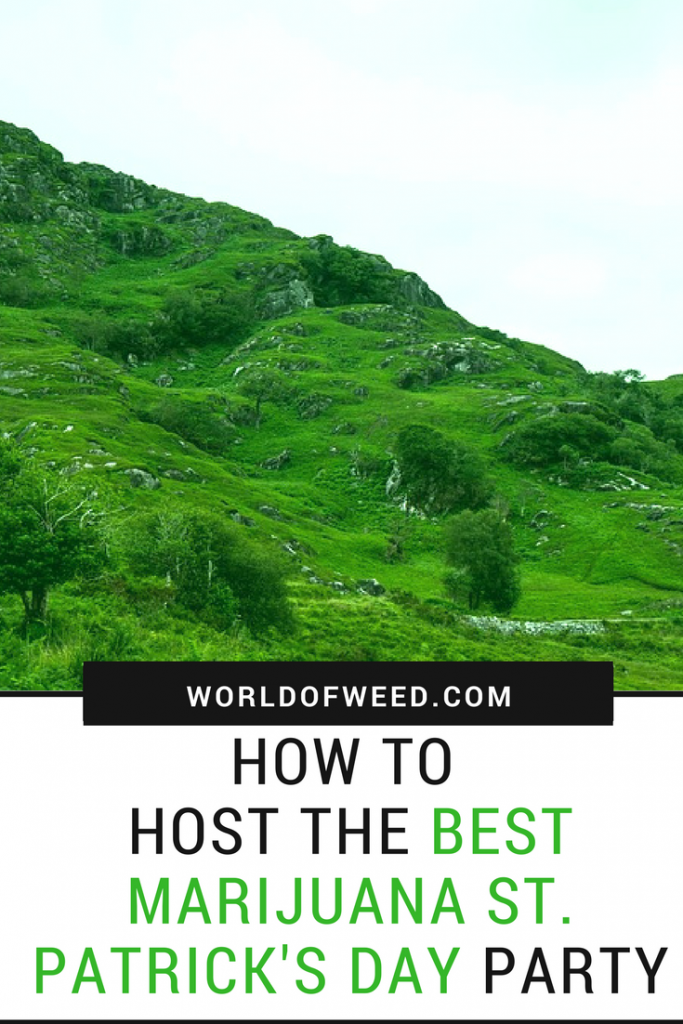Best Marijuana St. Patrick's Day Party | World of Weed
