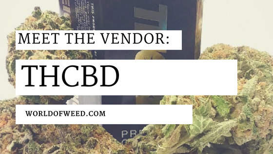 Meet the Vendor: THCBD