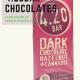 Evergreen Herbal 4.20Bar Chocolates