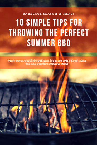 10 Simple Tips for Throwing the Perfect Summer BBQ