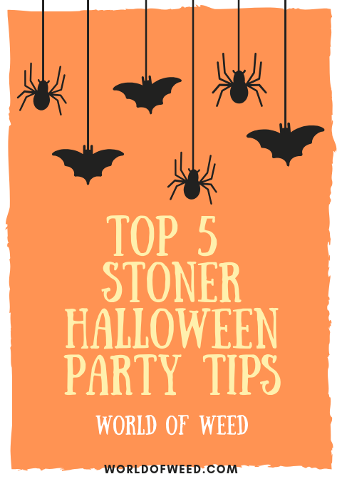 Top 5 Stoner Halloween Party Tips