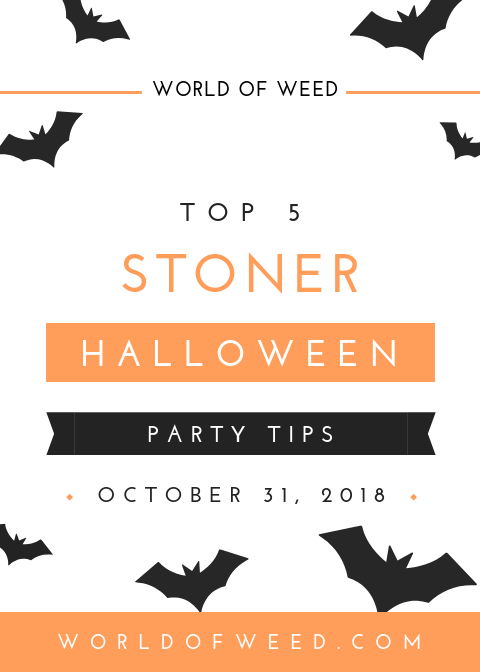stoner Halloween party tips