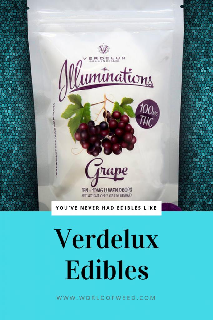 Verdelux Edibles, edibles