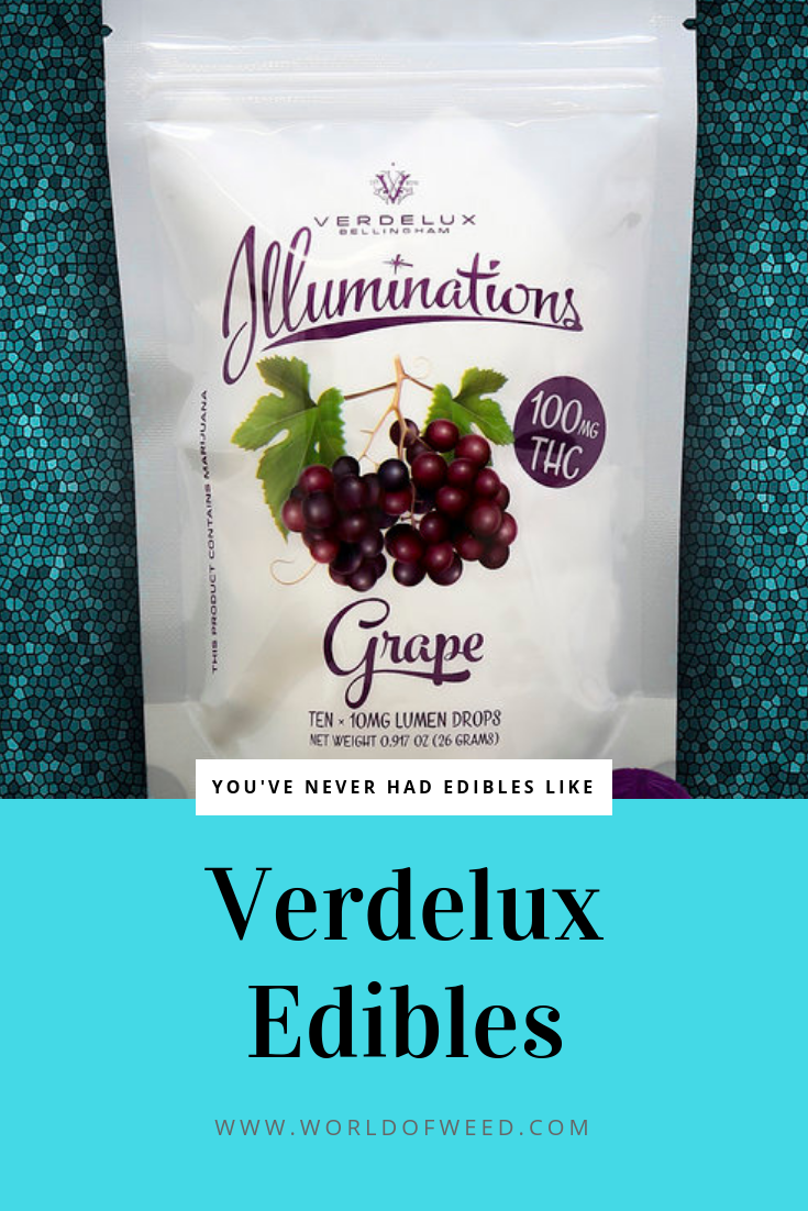 You've Never Had Edibles Like Verdelux Edibles!