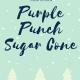 Oleum Purple Punch Sugar Cone