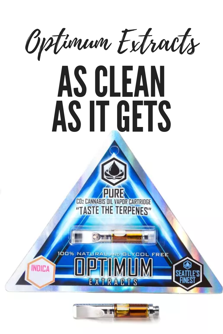 Optimum Extracts: As Clean As It Gets