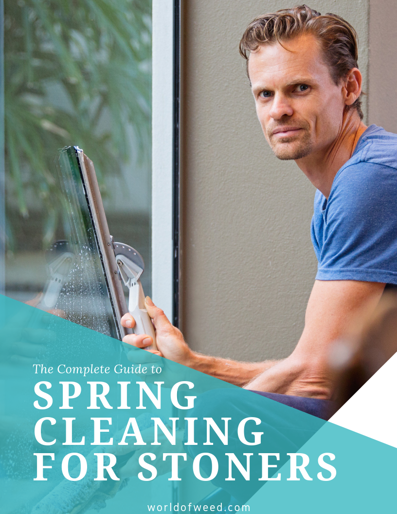 The Complete Guide to Spring Cleaning for Stoners