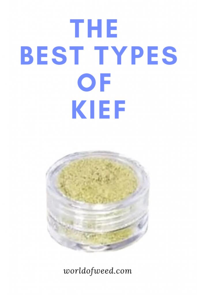 kief, types of kief, best types of kief, what is kief, about kief, how to use kief, tacoma dispensary