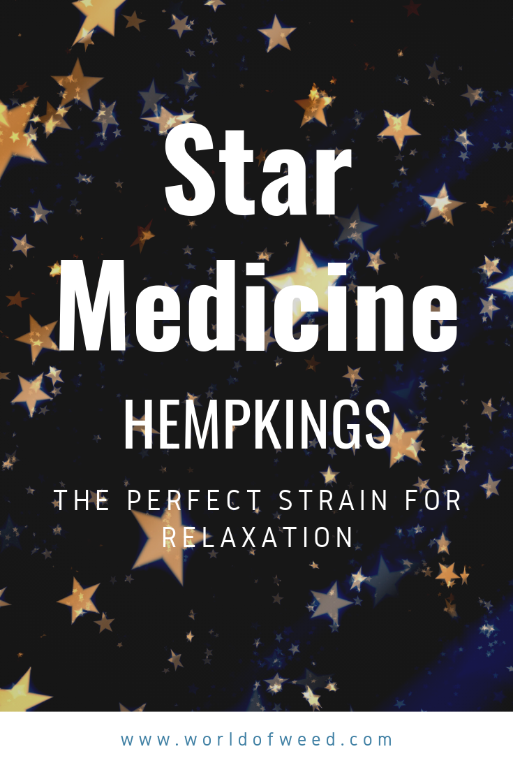 Get Spacey With the Star Medicine Strain
