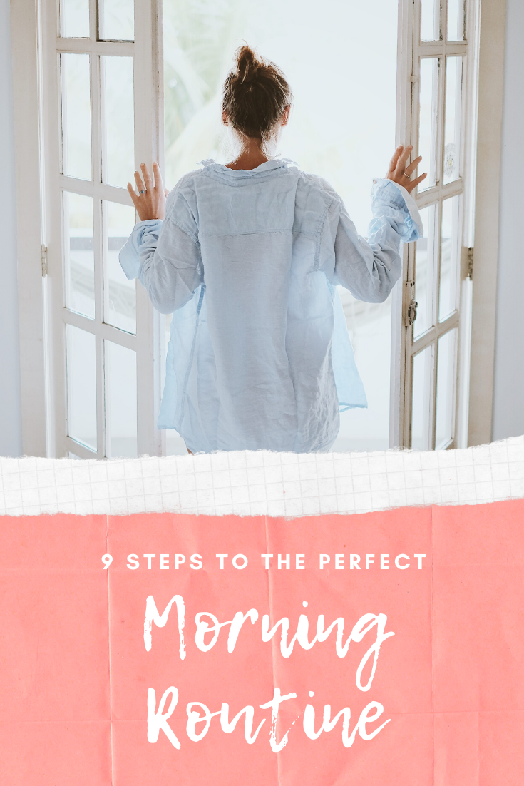 9 Steps to the Perfect Morning Routine for Stoners