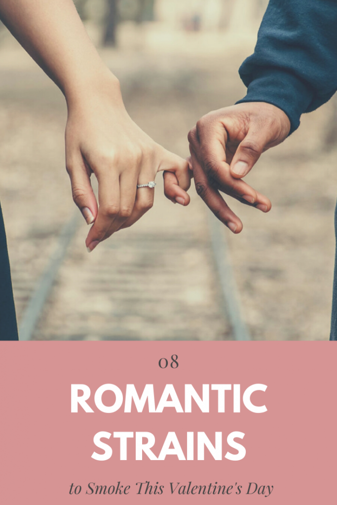 08 Romantic Strains to Smoke This Valentine's Day, from Tacoma dispensary World of Weed
