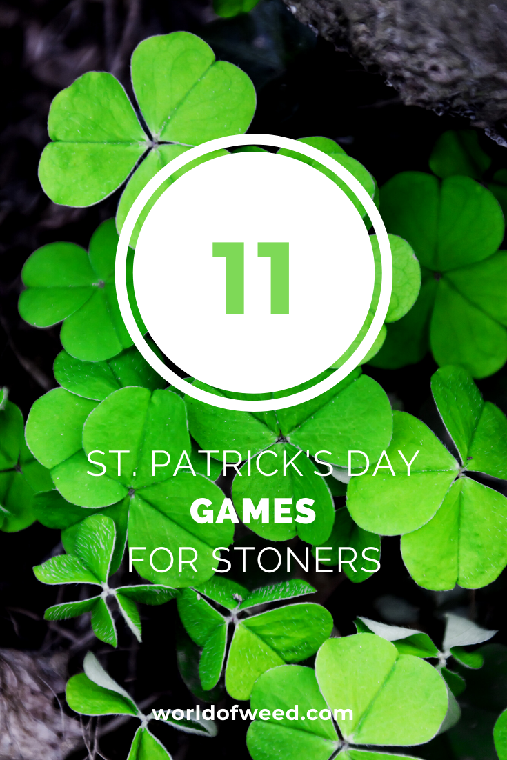 St. Patrick's Day Games for Stoners