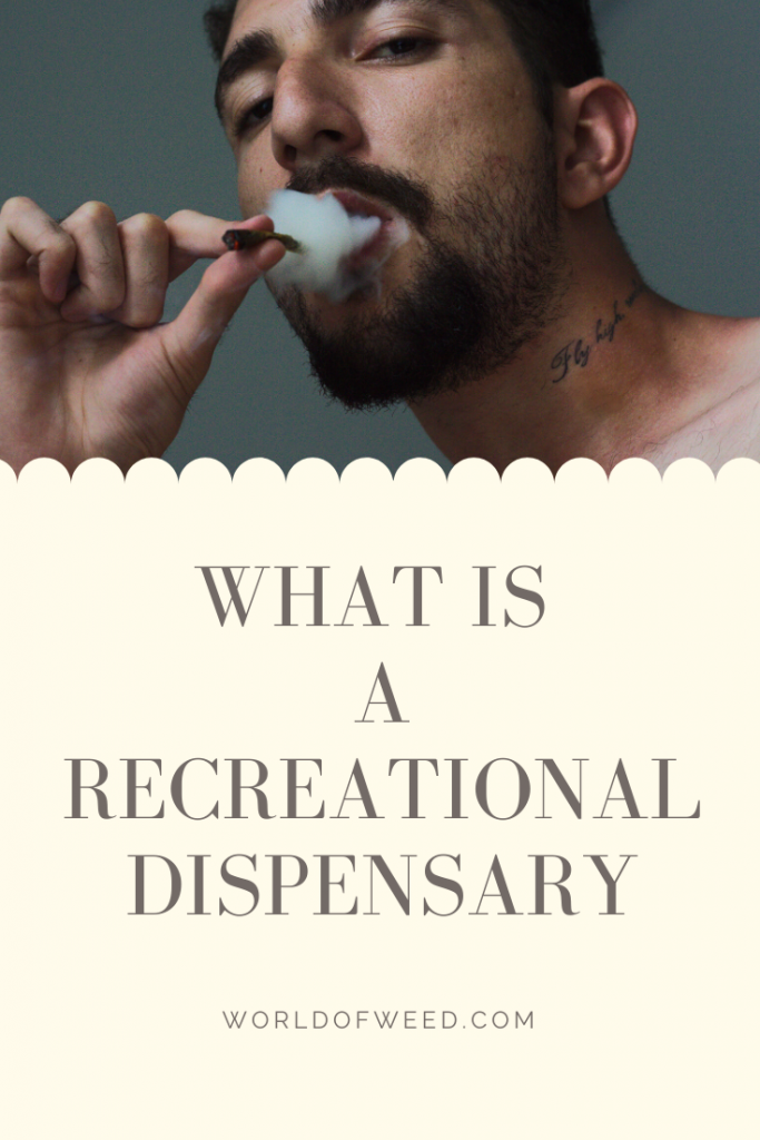 What is a recreational dispensary