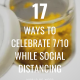 17 Ways to Celebrate National Dab Day While Social Distancing