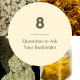 8 Questions to Ask Your Budtender