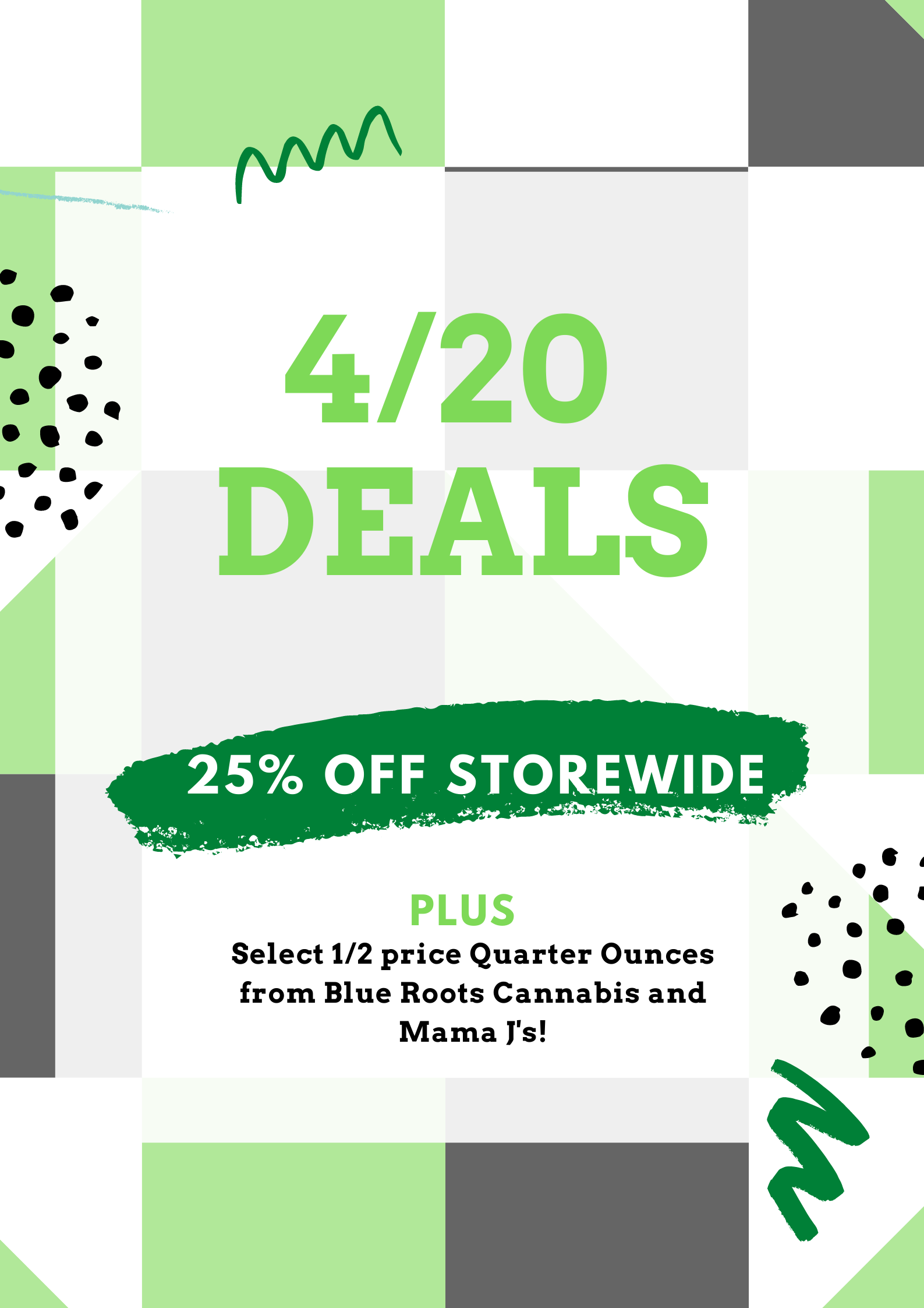 4/20 Deals from World of Weed