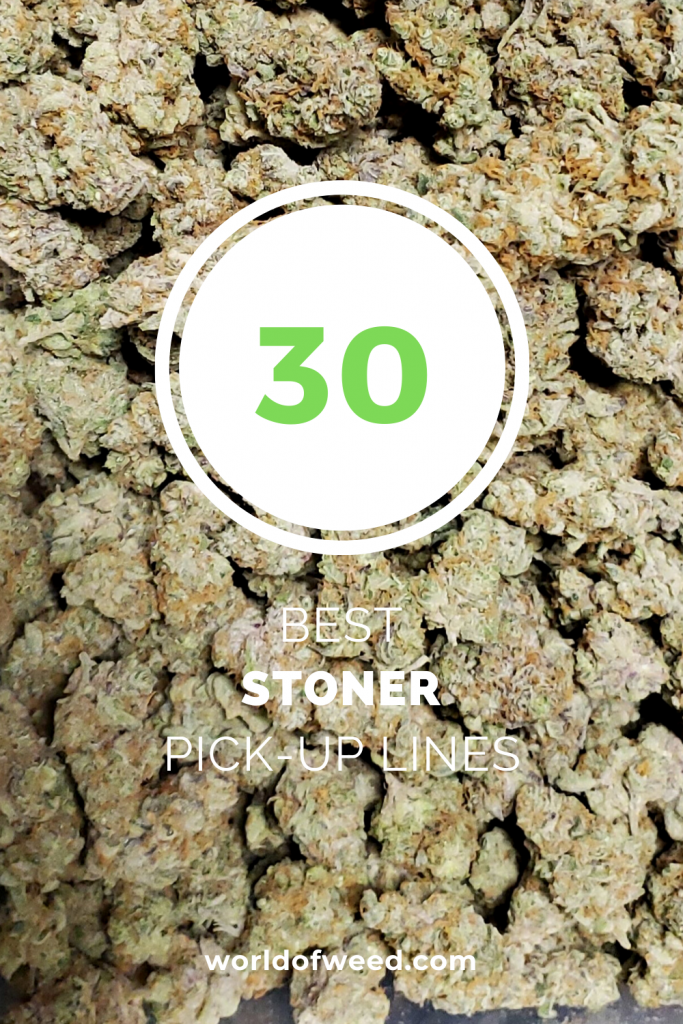 30 Best Stoner Pick-Up Lines, Tacoma dispensary World of Weed