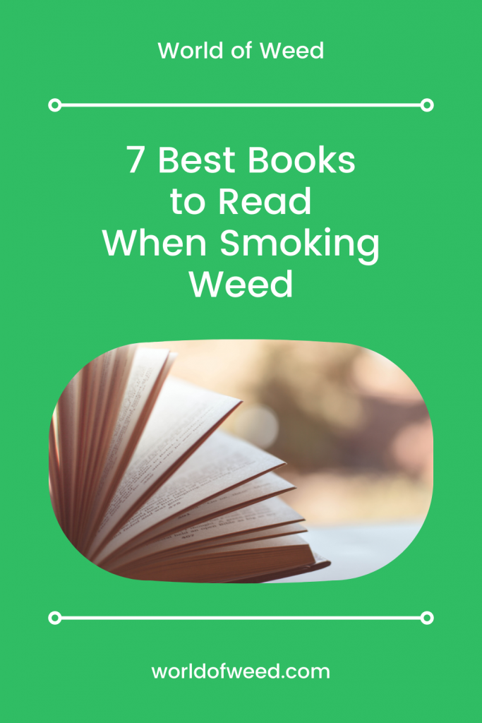 Books to read when smoking weed