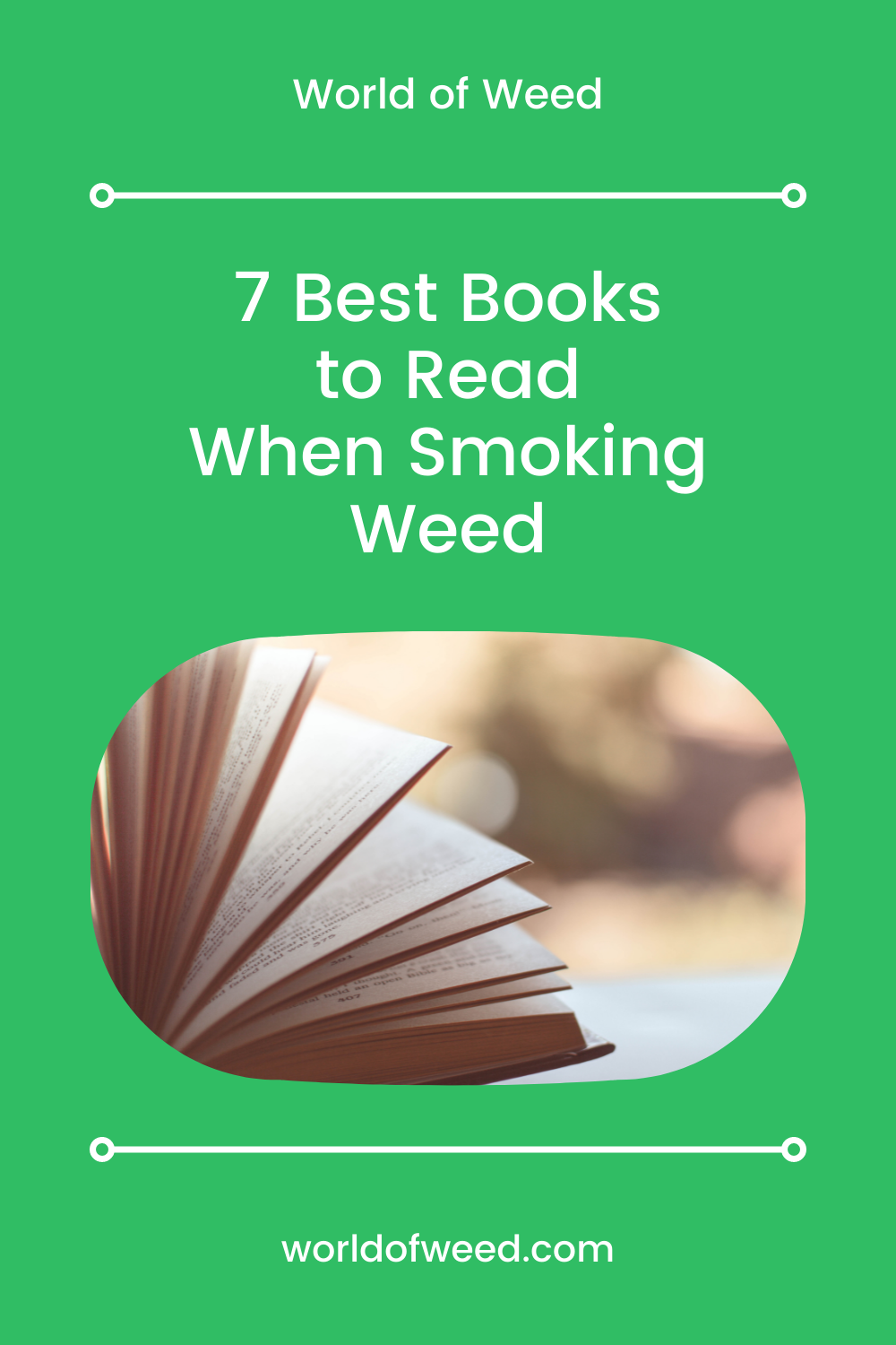 7 Best Books to Read When Smoking Weed